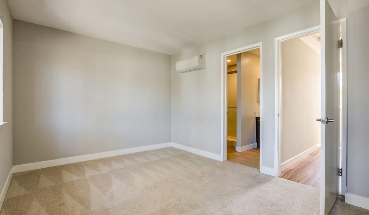 Forest Glen Apartment Bedroom
