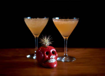Halloween cocktail recipe ideas
