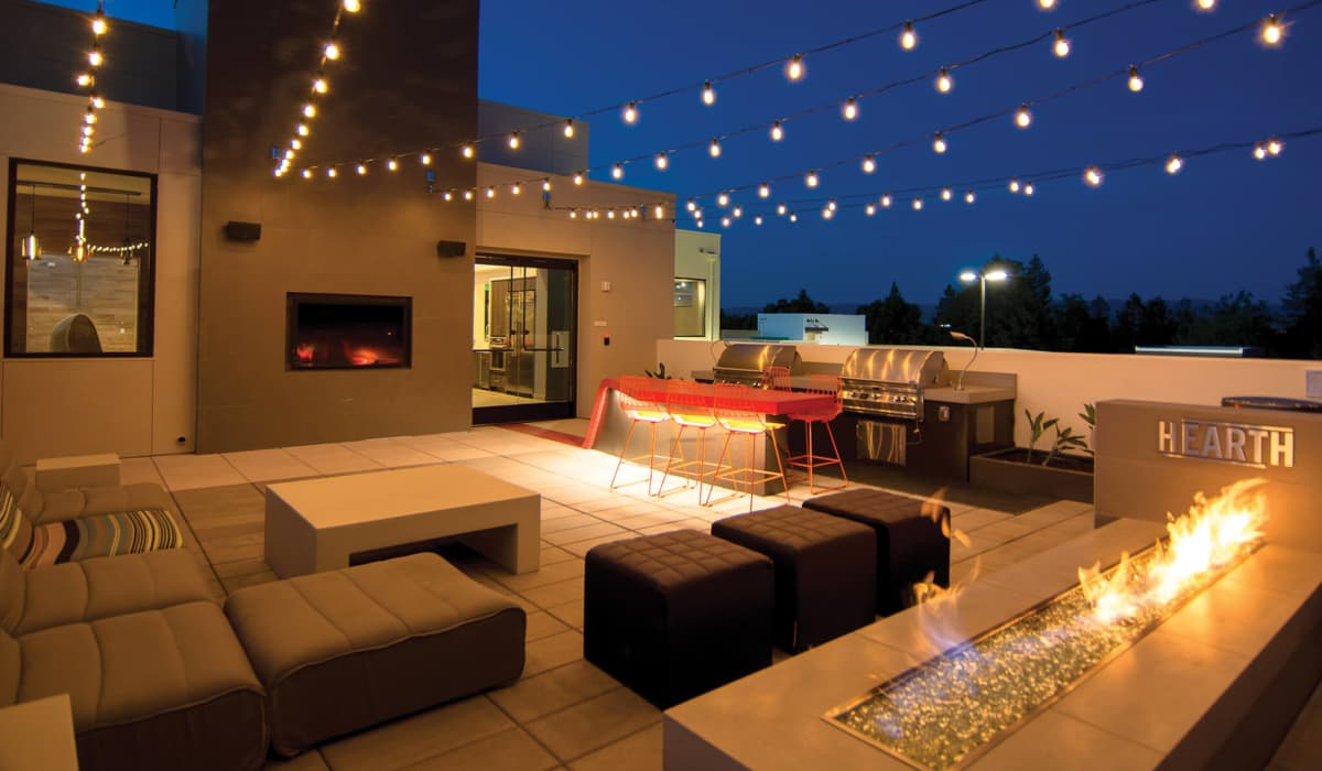 Hearth Rooftop Lounge & BBQ