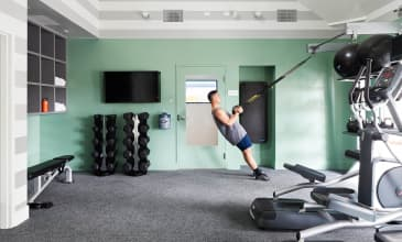 Park Central Fitness Center