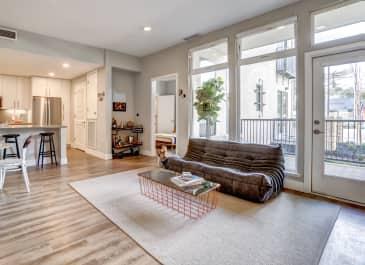 Trestle Living Room