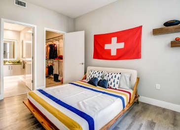 Trestle Bedroom