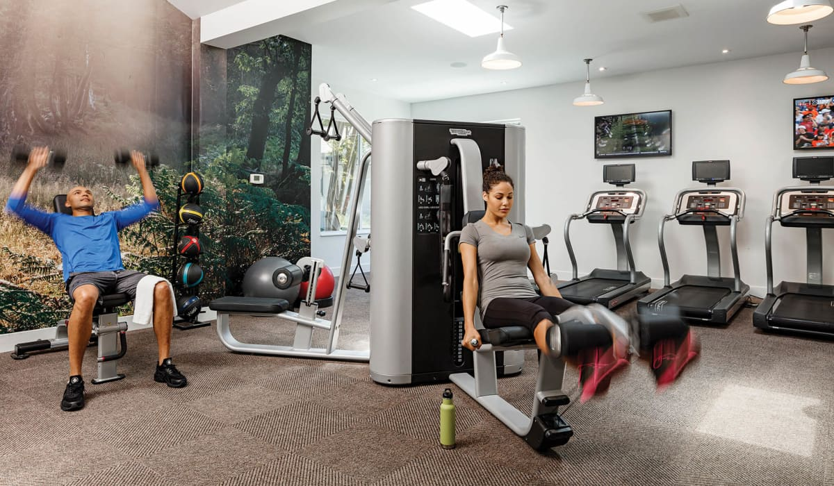 Madrone Fitness Center
