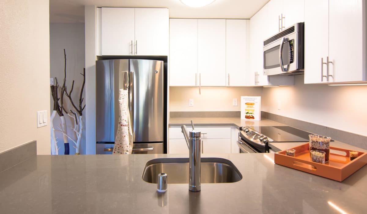 The Lagoons Apartment Kitchen