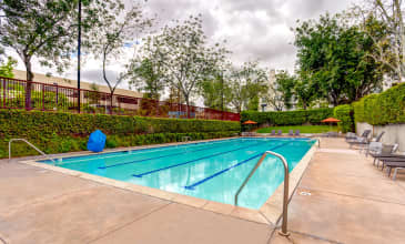 Cupertino Park Center Lap Pool