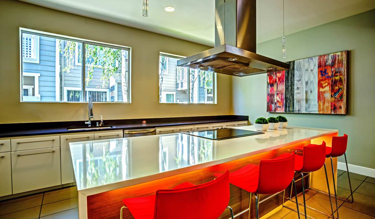 Alderwood Clubhouse Kitchen
