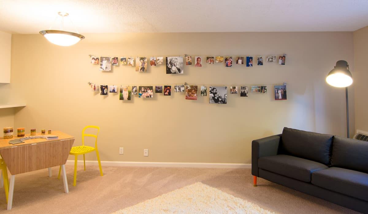 Montecito Apartment Living Room
