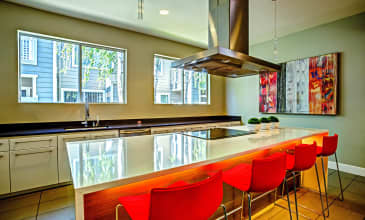 Alderwood Clubhouse Kitchen