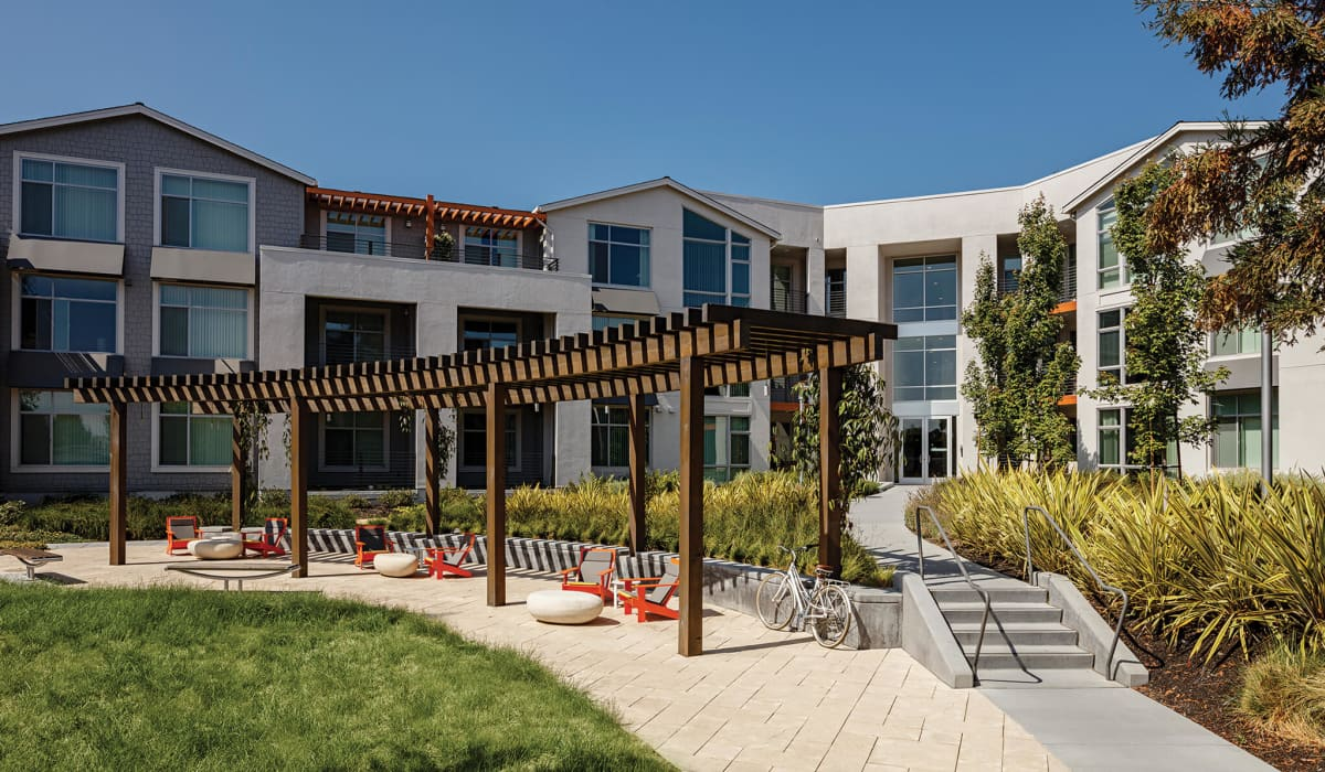 Madrone apartments for rent in mountain view ca