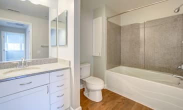 Metropolitan Apartment Bathroom