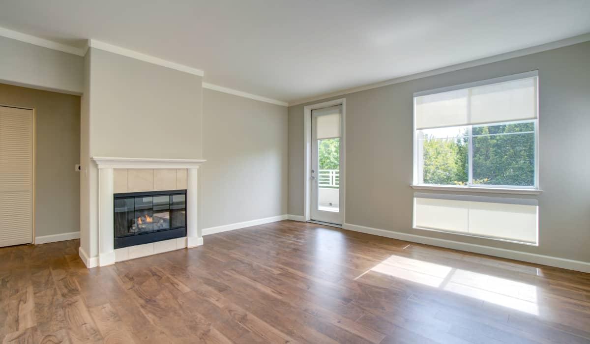 Metropolitan Apartment Living Room