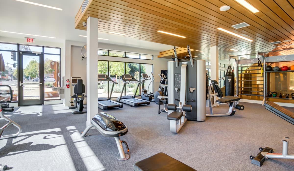 100 Moffett Fitness Center