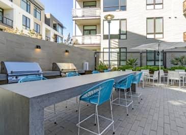 100 Moffett Apartments