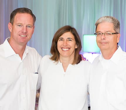 John Millham, Jackie Safier & Rick Jacobsen