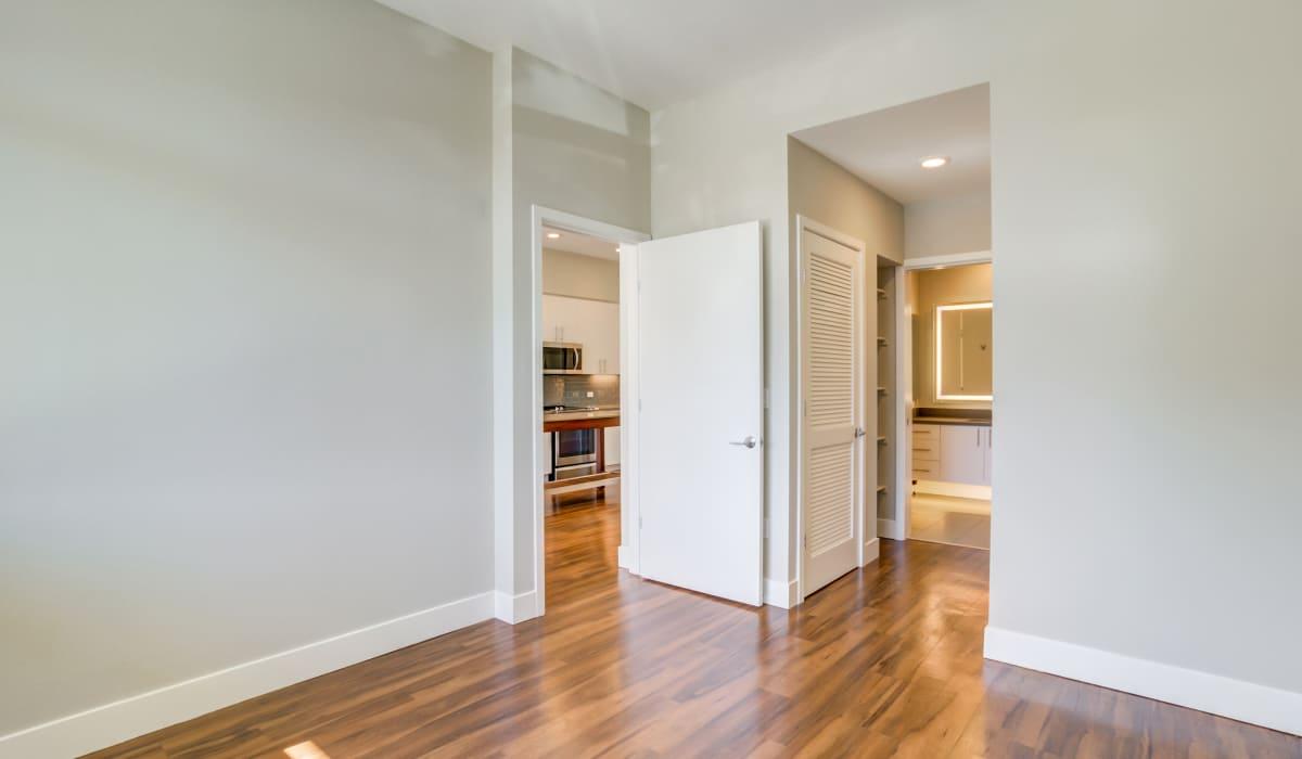 100 Moffett Apartment Bedroom