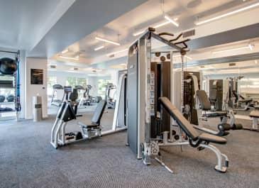 Metropolitan Fitness Center