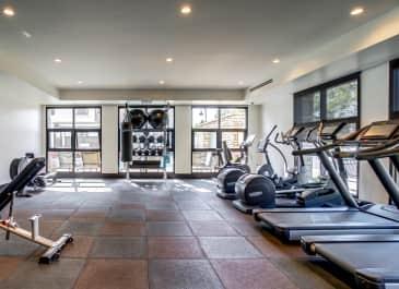 Trestle Fitness Center