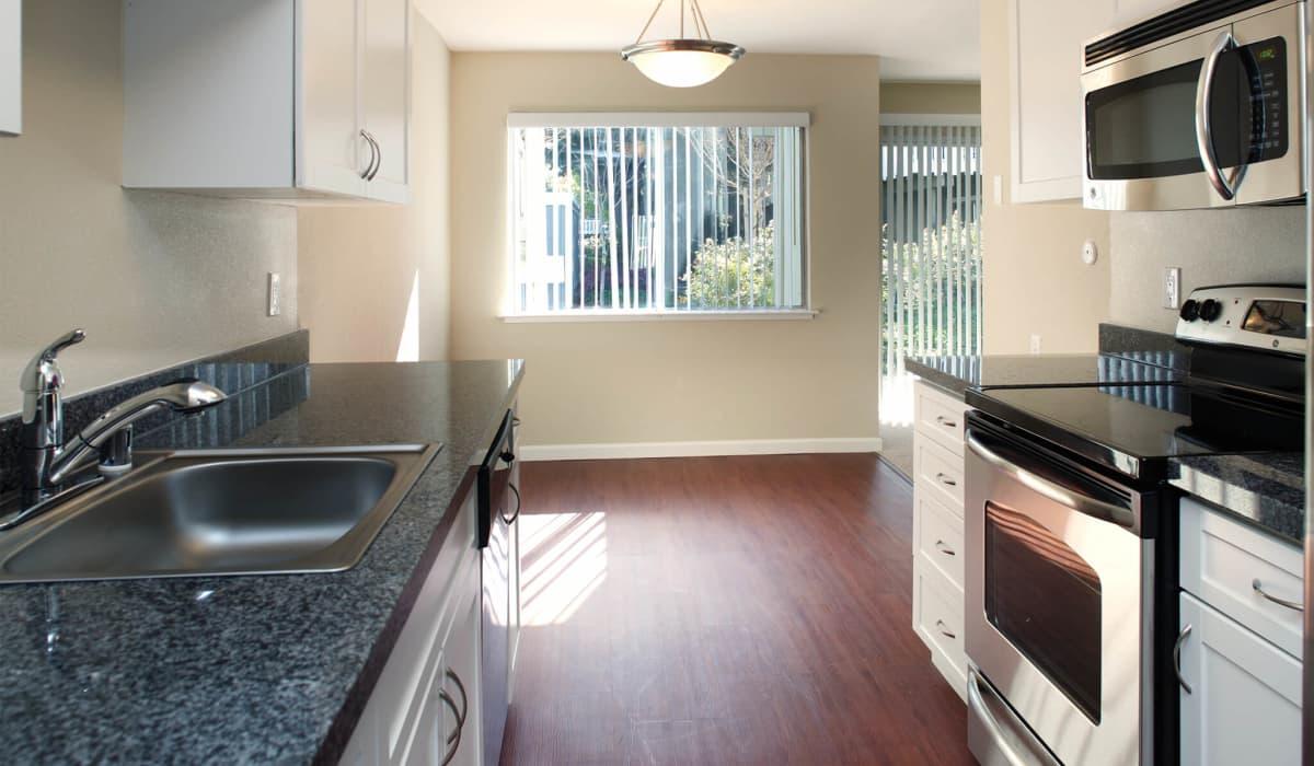 Shadowbrook Apartment Kitchen