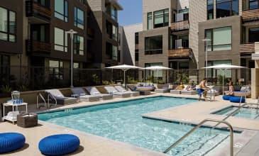 100 Moffett Swimming Pool