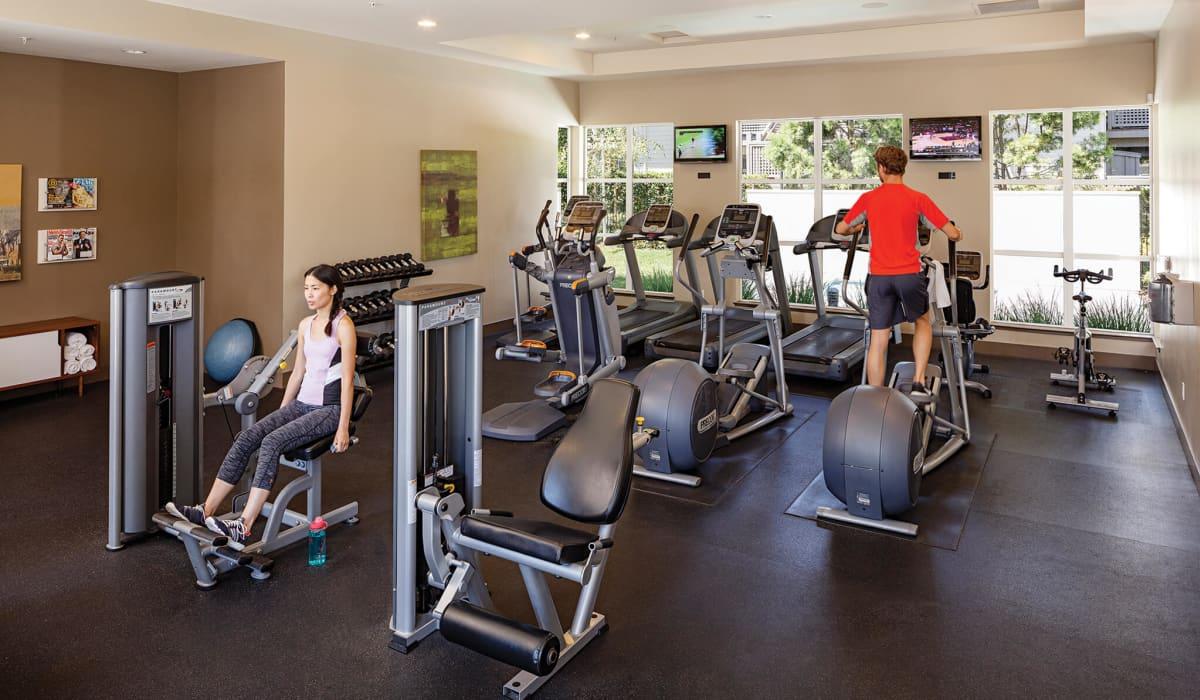 The Markham Fitness Center