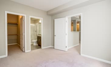 Park Place Apartment Bedroom