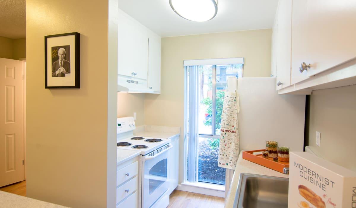 Montecito Apartment Kitchen