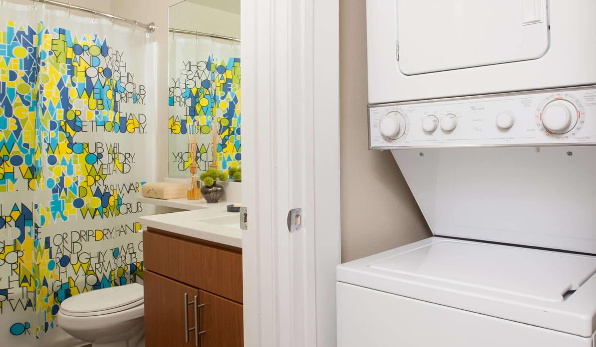 Alderwood Apartment Washer & Dryer