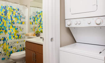 Alderwood Apartment Washer & Dryer