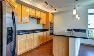 128 On State Apartment Kitchen