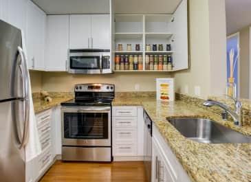Kensington Place Kitchen