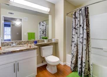 Kensington Place Bathroom