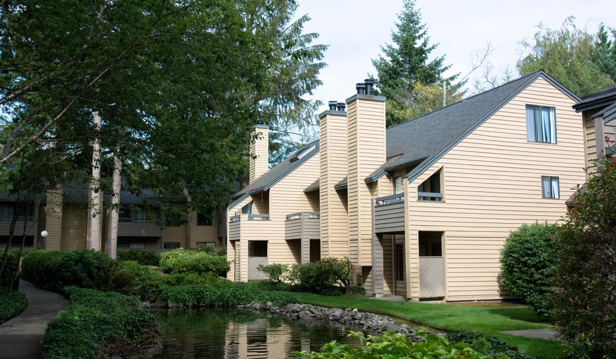 The Lakes Exterior