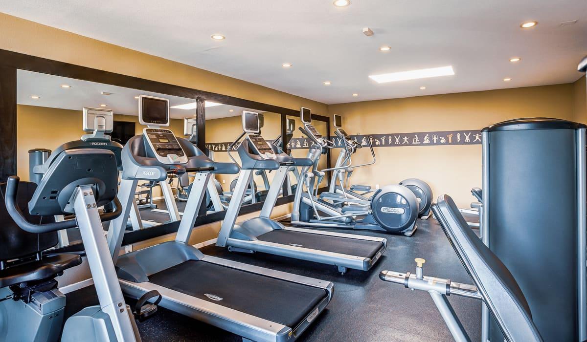 Parker Palo Alto Fitness Center