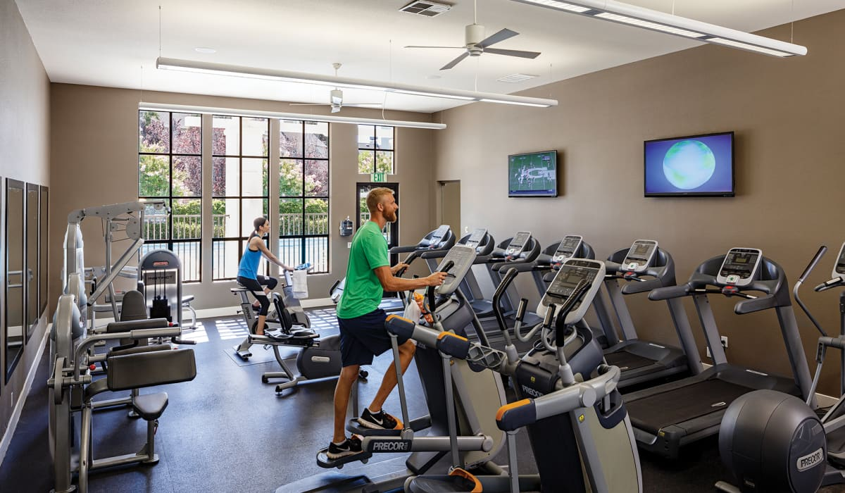 Mansion Grove Fitness Center