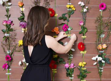 5 Ways to Recycle Your Valentine's Flowers