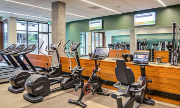 The Carson Fitness Center