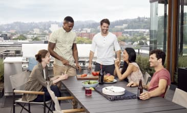 The Carson Rooftop BBQ