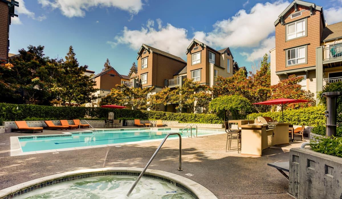 Kensington Place Saltwater Pool & Spa