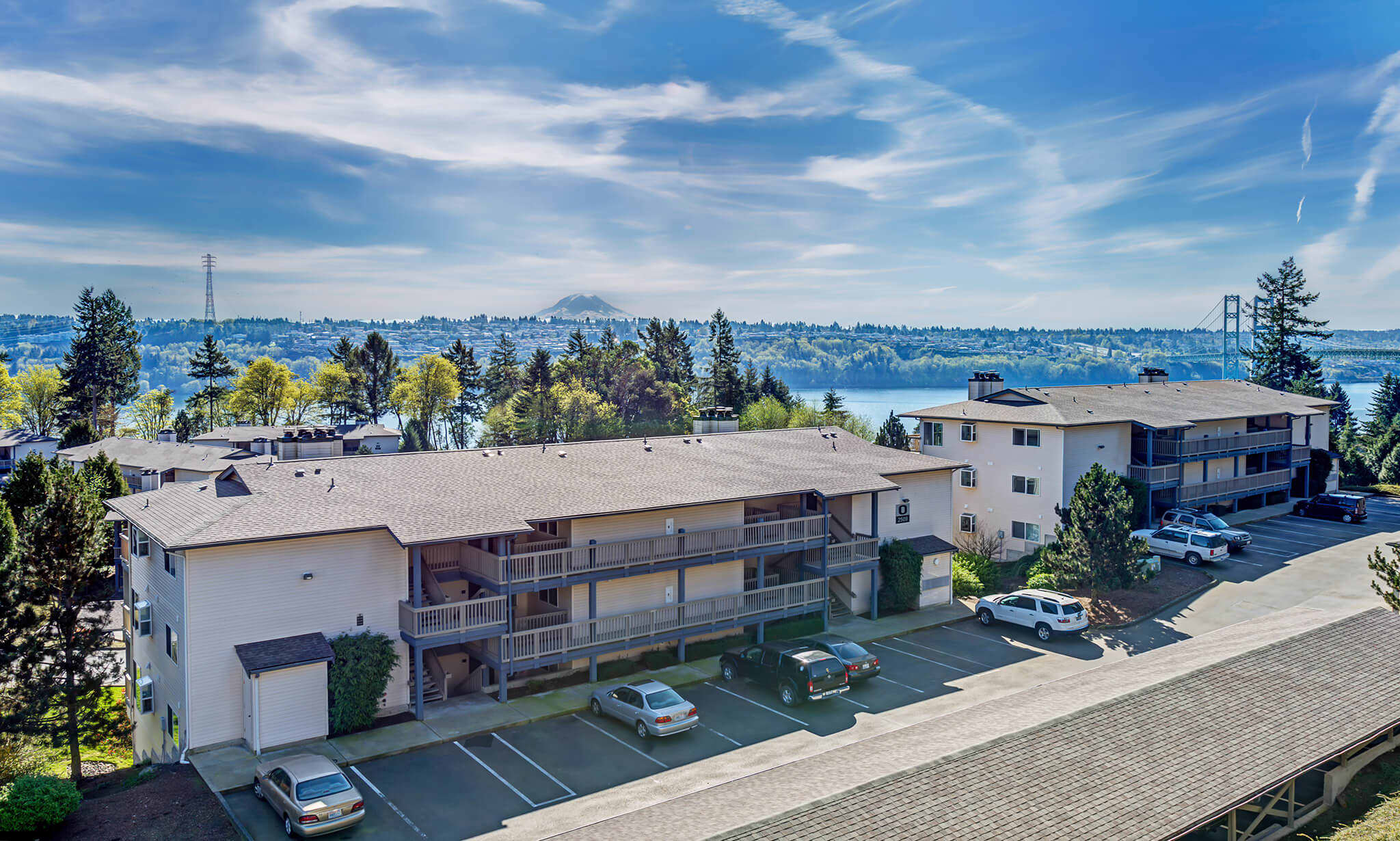 Cliffside Apartments apartments in Gig Harbor WA to rent photo 1