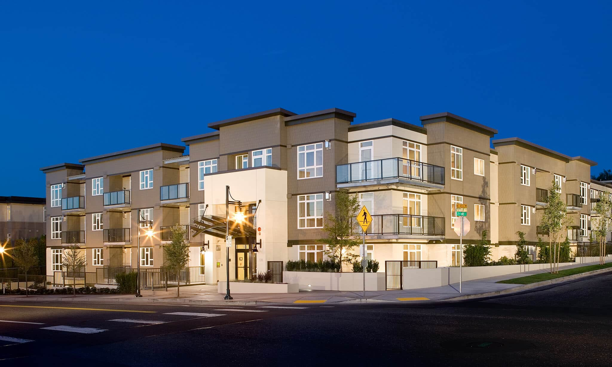128 on State Apartments apartments in Kirkland WA to rent photo 2