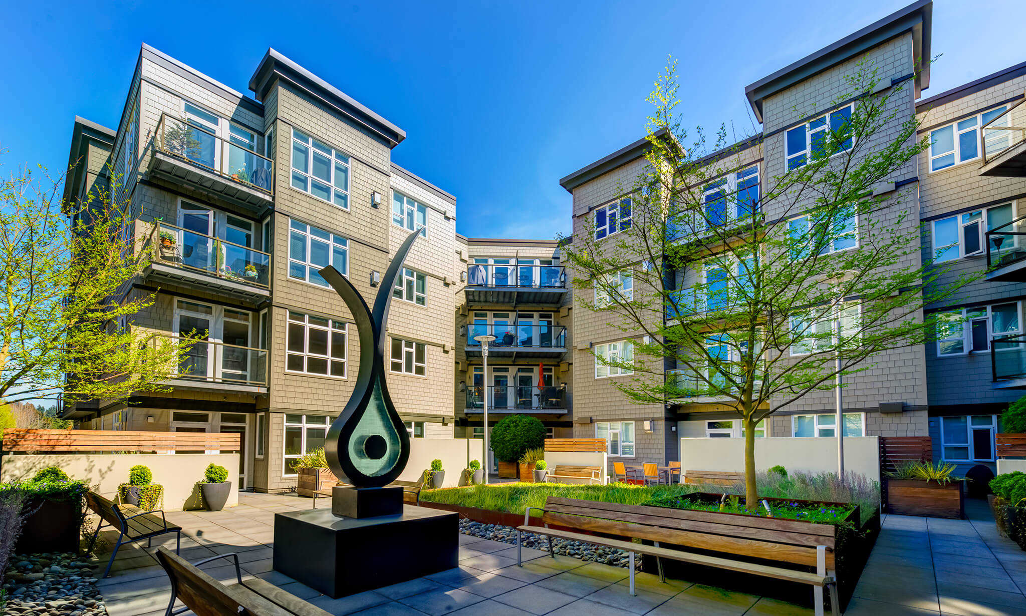 128 on State Apartments apartments in Kirkland WA to rent photo 4