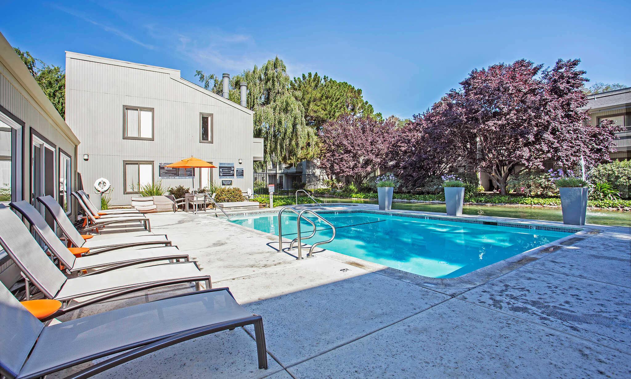 Boardwalk Apartments apartments in Santa Clara CA to rent photo 1