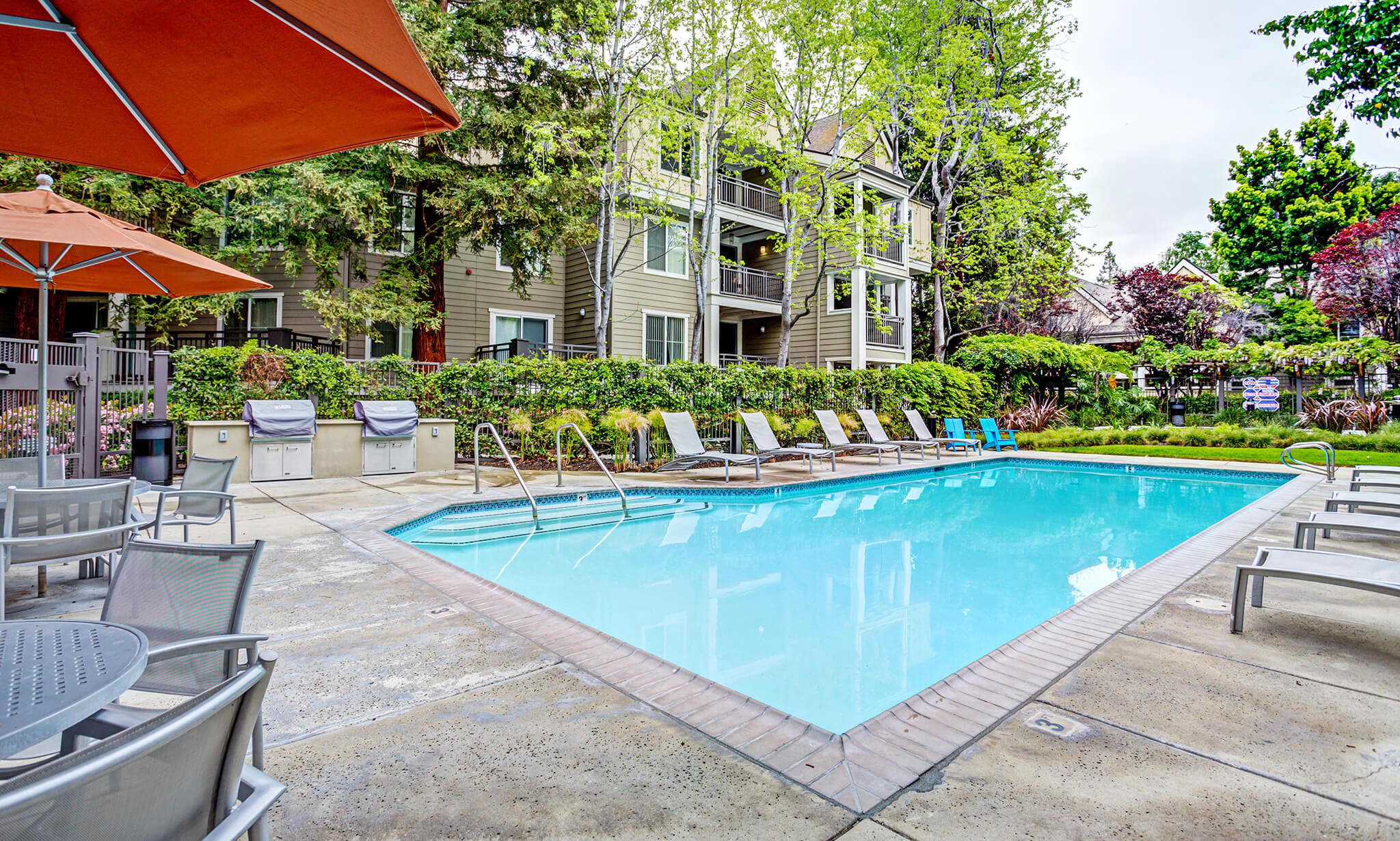 Park Central Apartments apartments in Santa Clara CA to rent photo 1