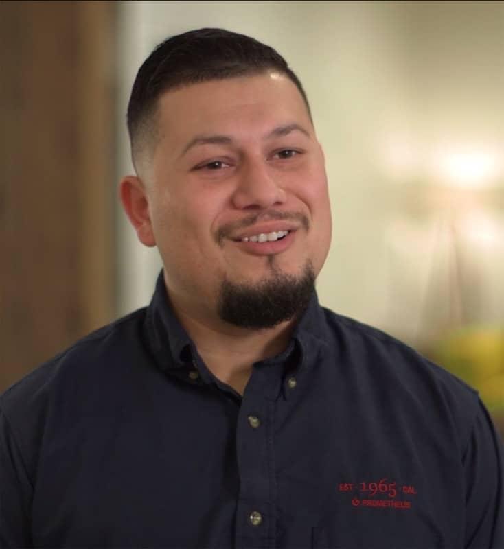 Miguel, Neighbor Service Technician III