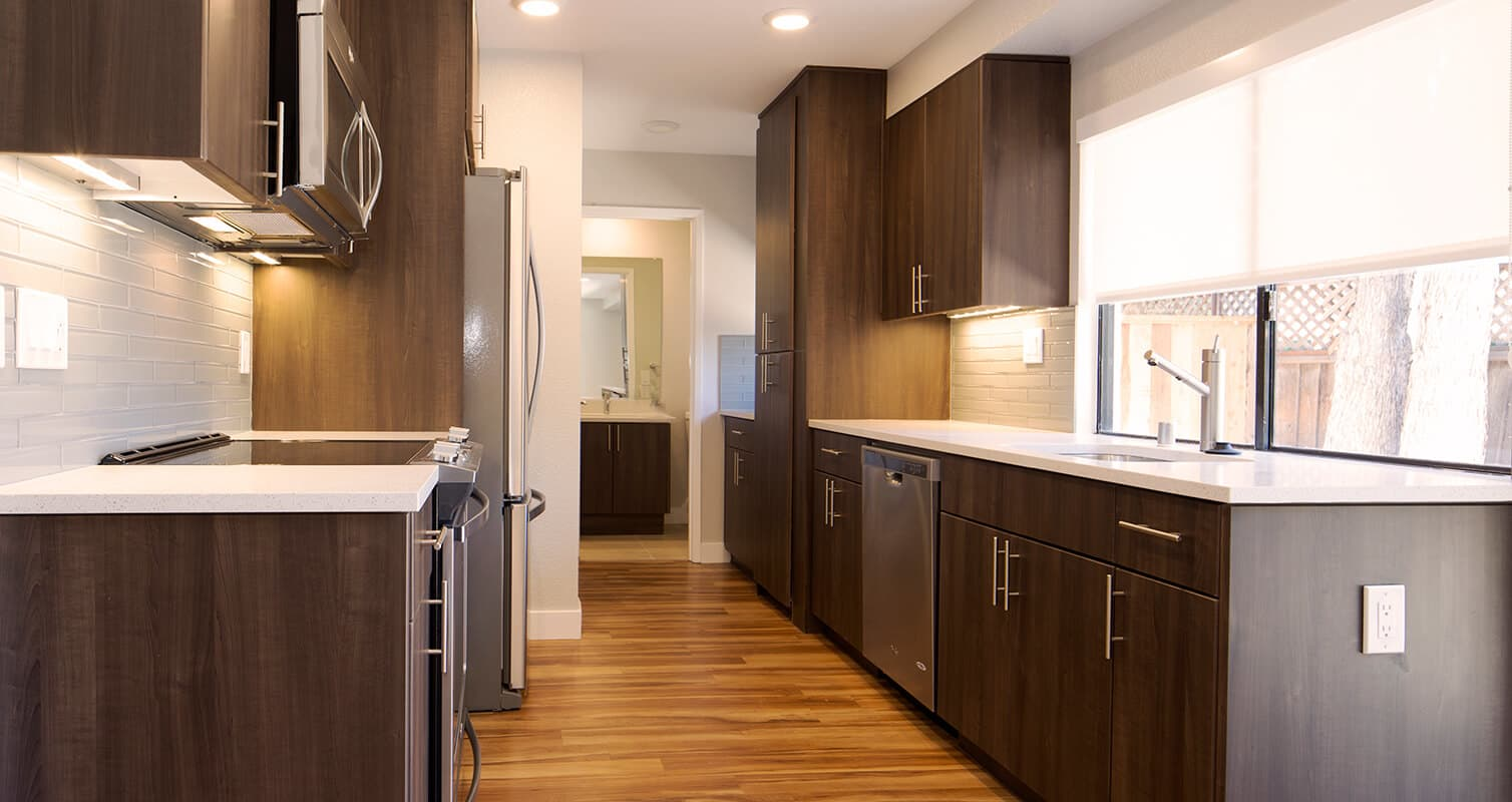 Forest Glen luxury Townhomes for rent in mountain view, CA