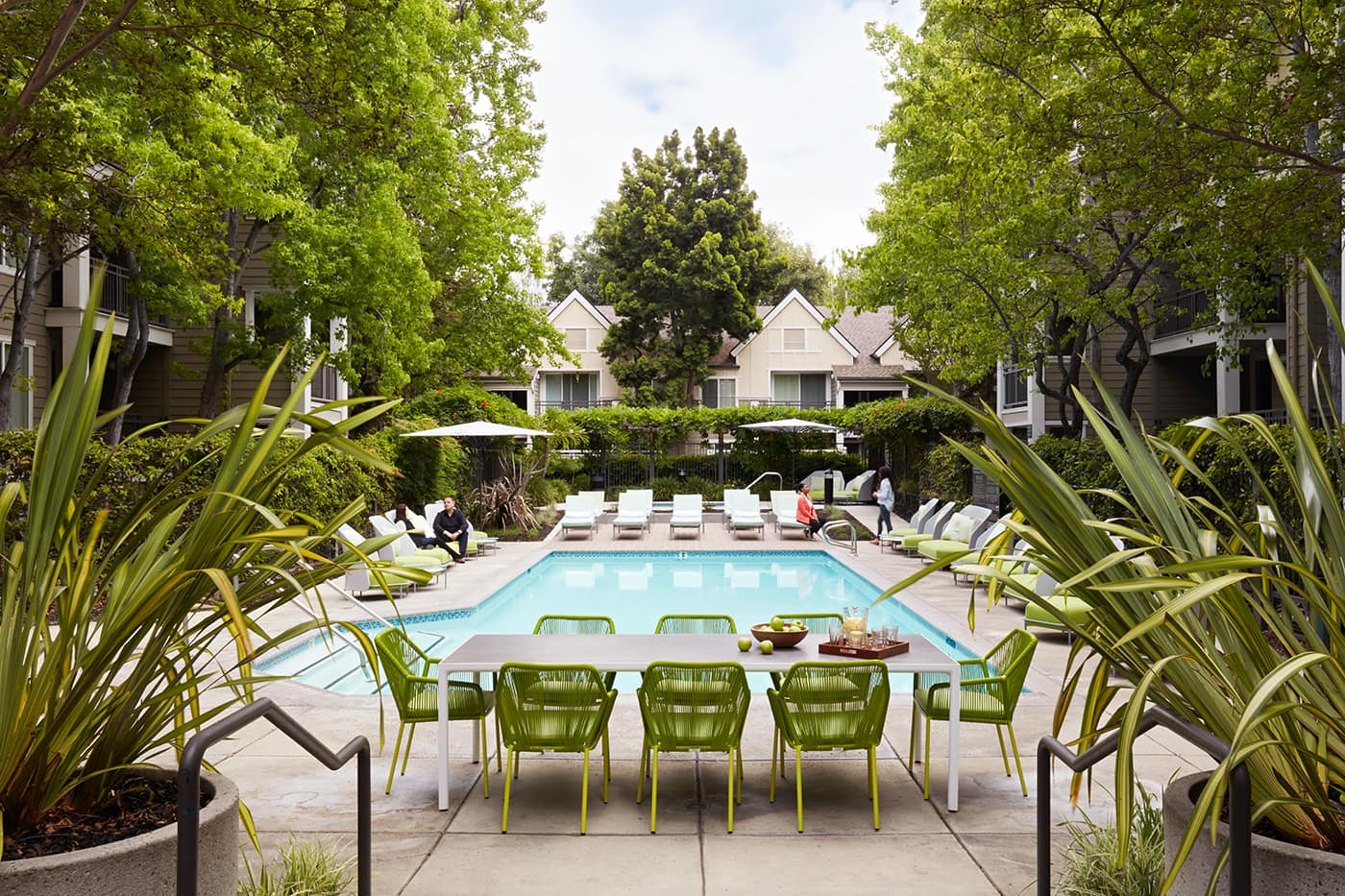 Park Central Apartments apartments in Santa Clara CA to rent photo 2