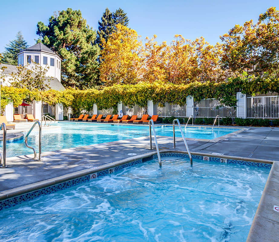 Park place apartments for rent in mountain view ca