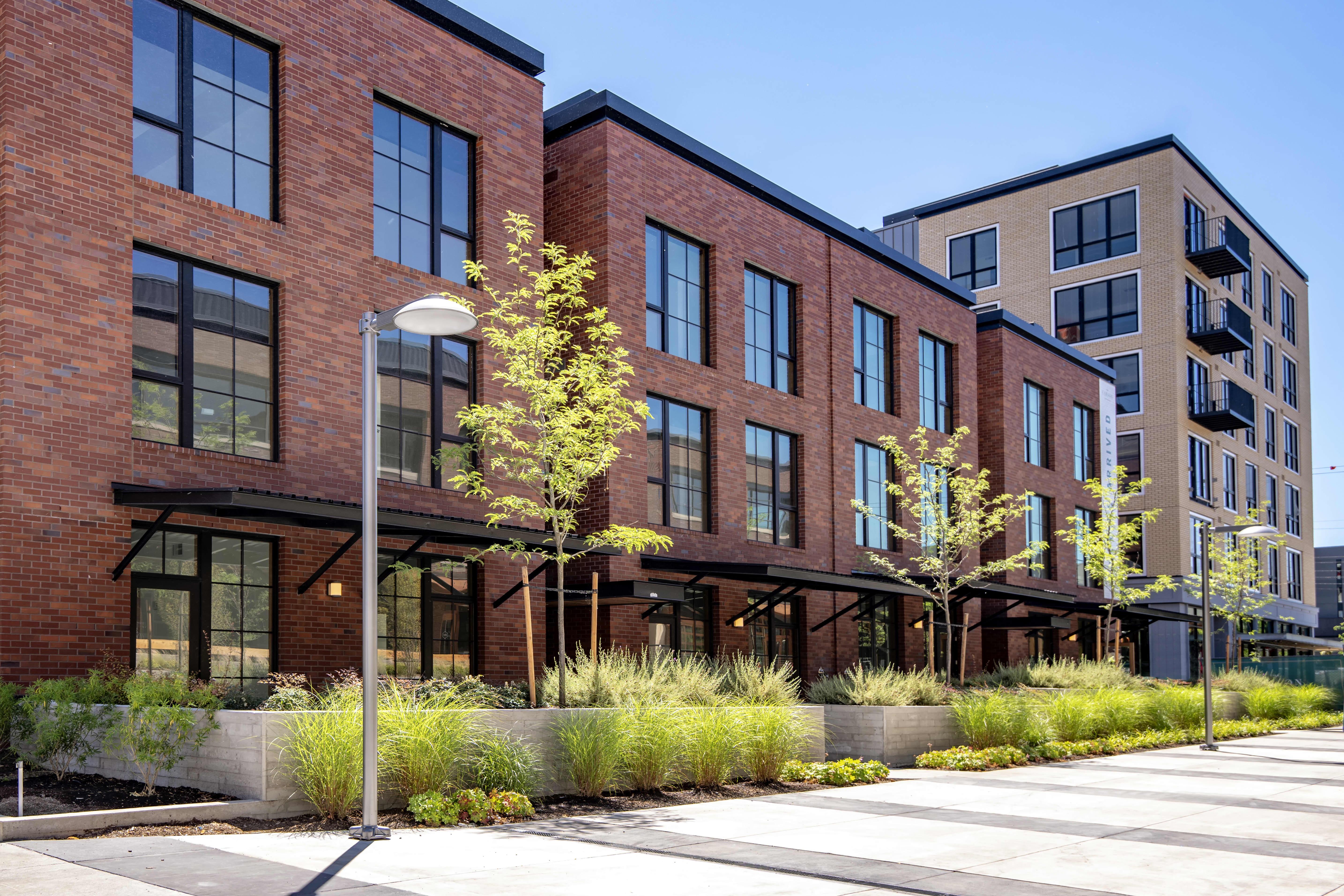 Portland Apartments The Carson Prometheus