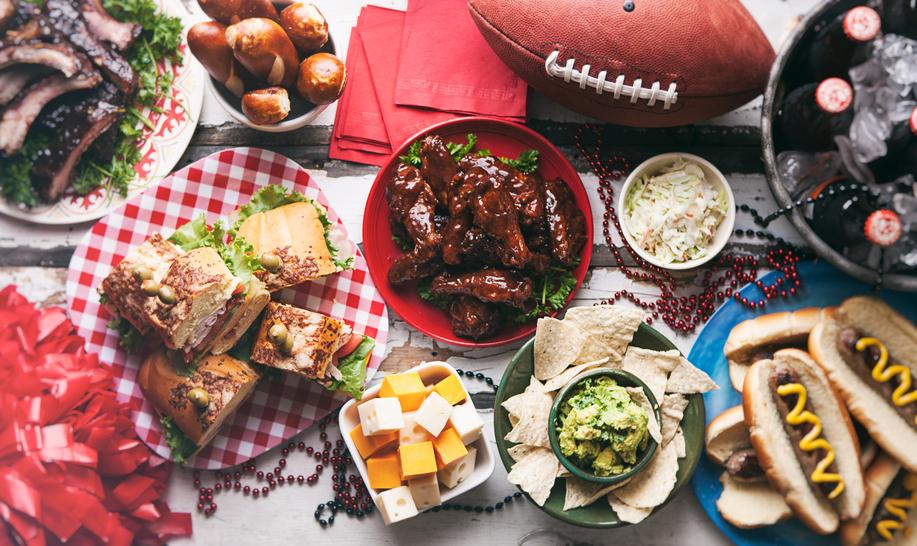 4 Super Snacks for the Super Bowl