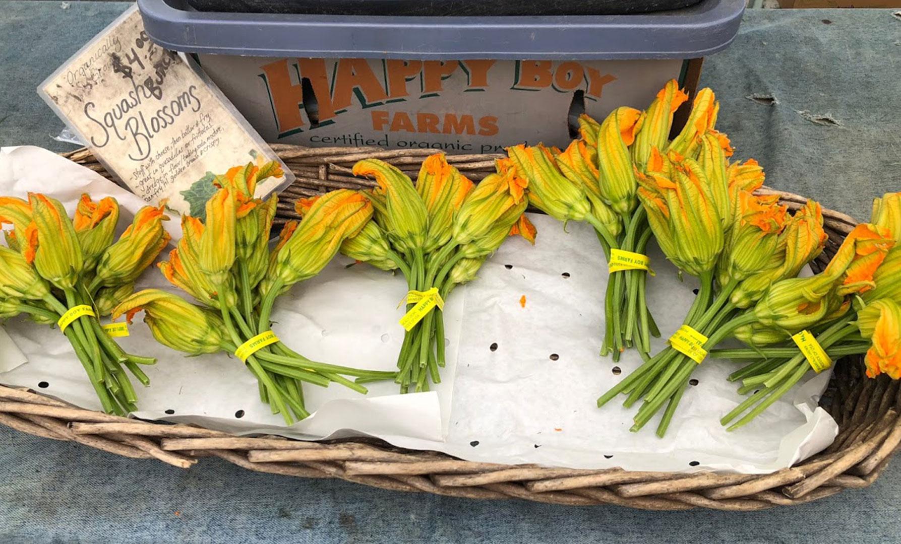Hidden Gems at the Mountain View Farmers' Market